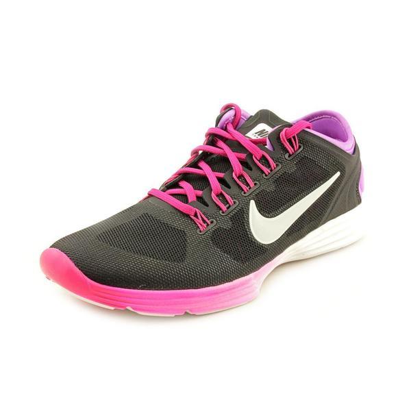 Nike Women's 'Lunar Hyper Workout XT' Mesh Athletic Shoe (Size 5 )