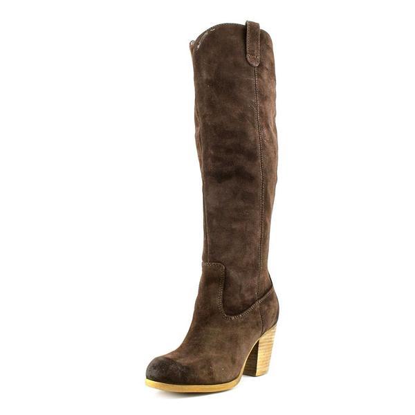 Ralph Lauren Women's 'Mazie' Regular Suede Boots