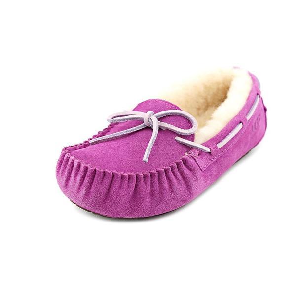 Ugg Australia Girl (Youth) 'Dakota' Regular Suede Casual Shoes (Size 3 )