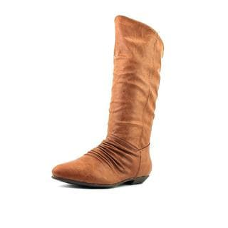 CL By Laundry Women's 'Sensational 3' Faux Leather Boots (Size 6.5 )