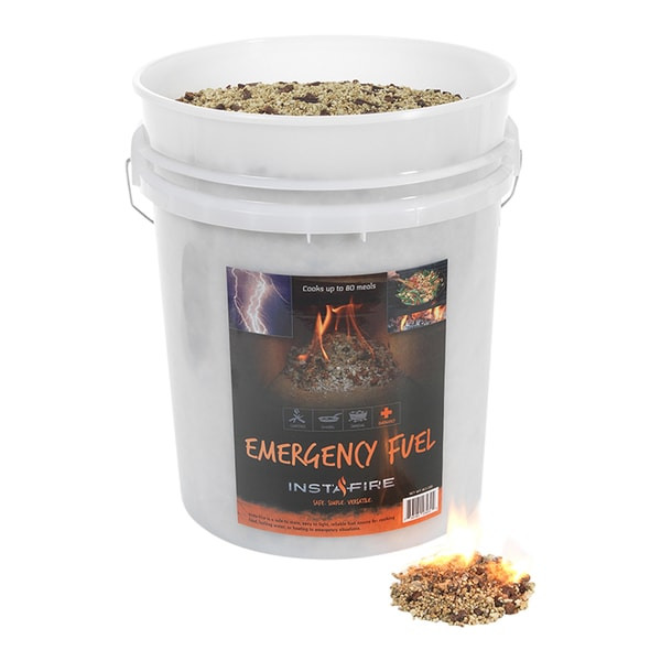 Insta-Fire 5-gallon Bucket Emergency Fuel