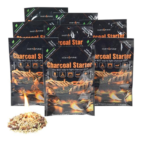 Insta-Fire Charcoal Starter (8 Pack)