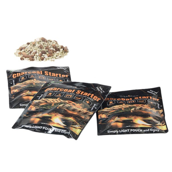 Insta-Fire Charcoal Starter (3 Pack)