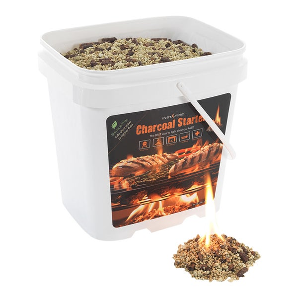 Insta-Fire 2-gallon Bucket Charcoal Starter