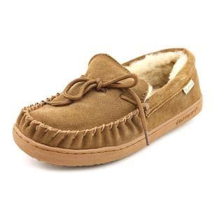 Bearpaw Women's 'Moc II' Regular Suede Casual Shoes (Size 9 )