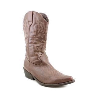 Rampage Women's 'Wellington' Faux Leather Boots (Size 6.5 )