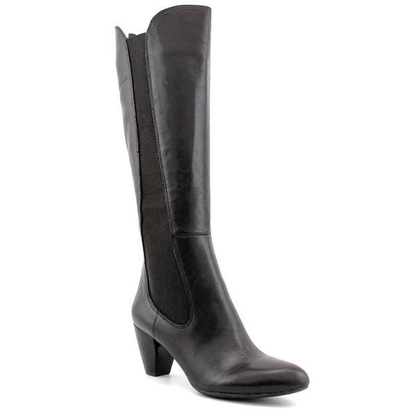 Naturalizer Women's 'Etton' Leather Boots - Wide (Size 9.5 )