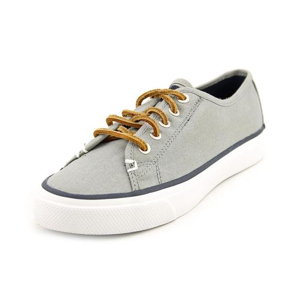 sperry top sider s seacoast canvas athletic shoe