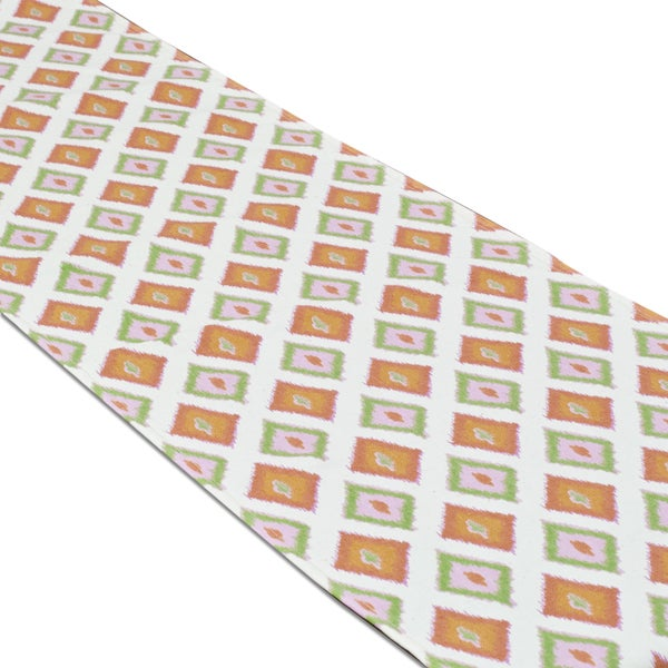 Somette Carnival Gumdrop Topstitched Table Runner