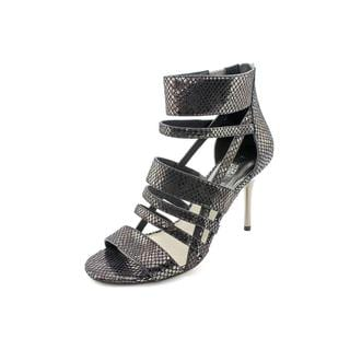 Michael Kors Women's 'Shiloh' Animal Print Sandals