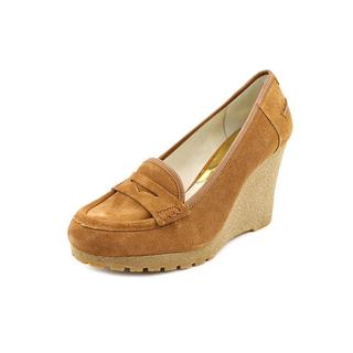 Michael Kors Women's 'Rory Loafer' Regular Suede Dress Shoes