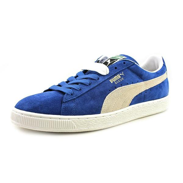 Puma Men's 'Suede Classic +' Regular Suede Athletic Shoe (Size 10 )