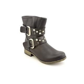 Mia Women's 'Nashvillee' Faux Leather Boots (Size 6 )