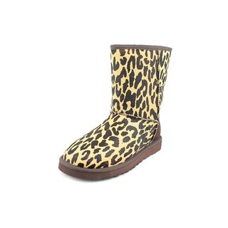 Ugg Australia Women's 'Classic Short Exotic' Hair Calf Boots