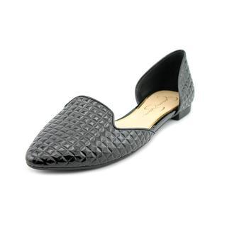 Jessica Simpson Women's 'Renonna' Patent Dress Shoes (Size 7.5 )