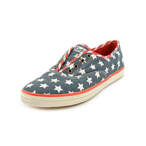 Keds Women's 'Ch Laceless' Canvas Athletic Shoe (Size 5.5 )