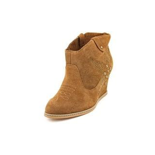 Naughty Monkey Women's 'Giddy Up' Leather Boots (Size 9 )