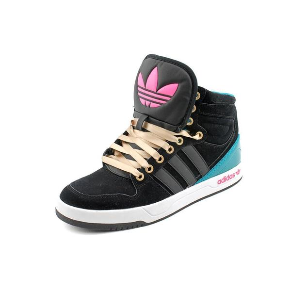 Adidas Women's 'Court Attitude' Nubuck Athletic Shoe (Size 10 )