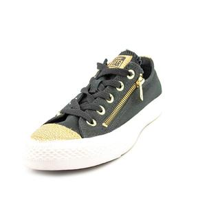 Converse Women's 'CT Double Zip' Canvas Athletic Shoe (Size 5 )