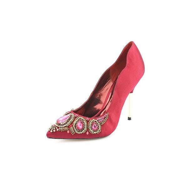 ABS By Allen Schwartz Women's 'Trula' Satin Dress Shoes