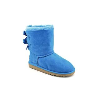 Ugg Australia Girl (Youth) 'Bailey Bow' Regular Suede Boots