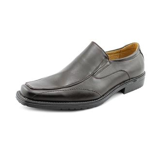 Famous Name Brand Men's 'AD72817' Man-Made Dress Shoes