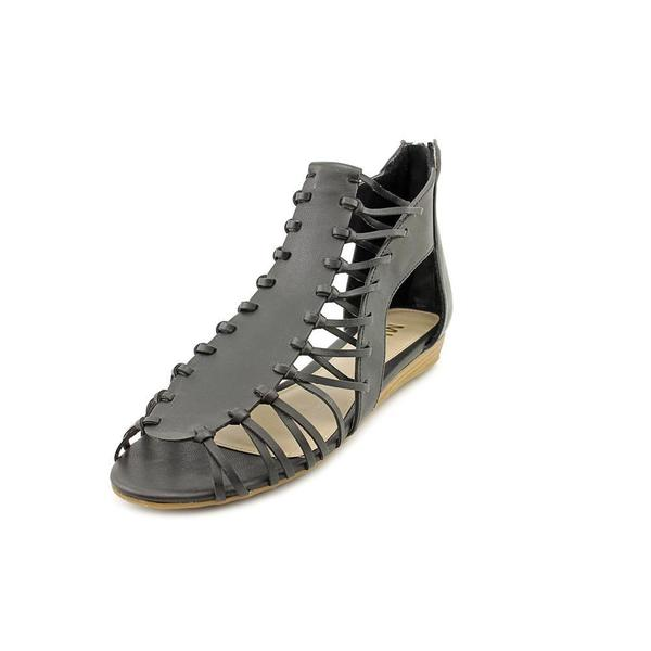 Mia Women's 'Lucille' Faux Leather Sandals