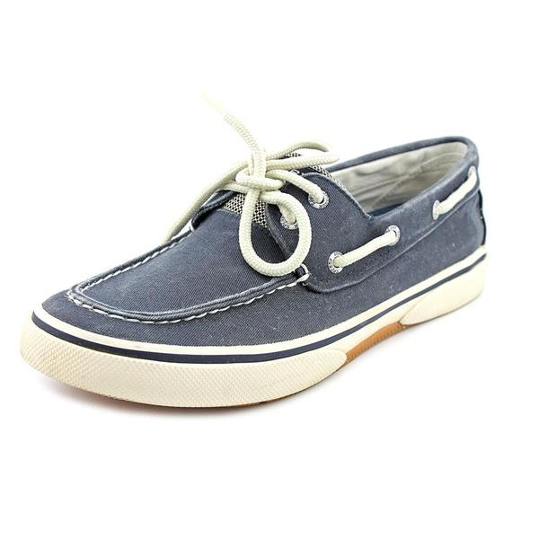 Sperry Top Sider Men's 'Halyard 2 Eye' Fabric Casual Shoes (Size 10 )