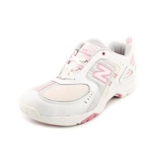 New Balance Women's 'KX484' Man-Made Athletic Shoe - Wide (Size 7 )