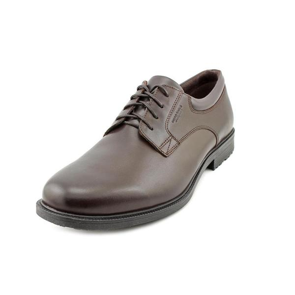 Rockport Men's 'Essential Details WP Plain Toe' Leather Dress Shoes (Size 11.5 )