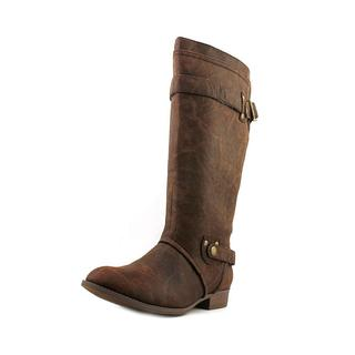 Rocket Dog Women's 'Beth' Basic Textile Boots - Wide (Size 8.5 )