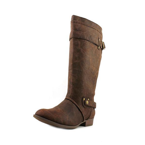Rocket Dog Women's 'Beth' Basic Textile Boots - Wide (Size 8.5 )
