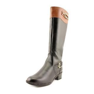 Karen Scott Women's 'Donnely' Faux Leather Boots