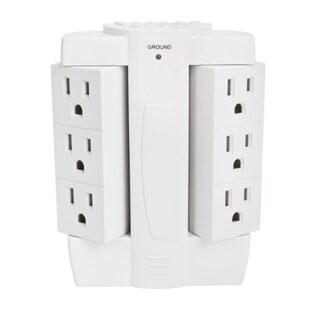 As Seen on TV 6-side Swiveling Socket Outlet
