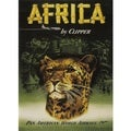 Marmont Hill Art Collective 'Africa Card' Fine Art Canvas Print