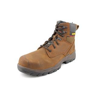 "Caterpillar Men's 'Dynamo 6"" Composite Toe' Leather Boots"