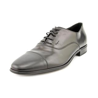 Salvatore Ferragamo Men's 'Remigio' Leather Casual Shoes (Size 10.5 )