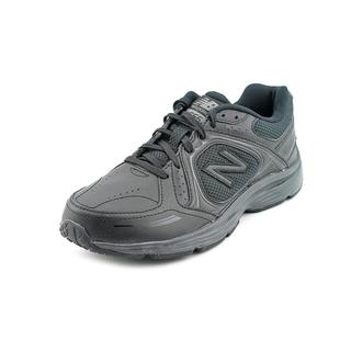 New Balance Women's 'WW655' Leather Athletic Shoe (Size 7 )