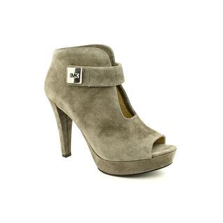 Michael Kors Women's 'Devenport Bootie' Regular Suede Boots