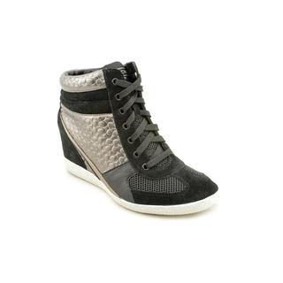Coach Women's 'Naples' Leather Athletic Shoe (Size 9 )