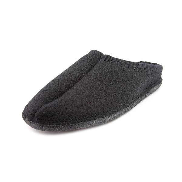 Haflinger Women's 'Schwarz' Basic Textile Casual Shoes (Size 11 )