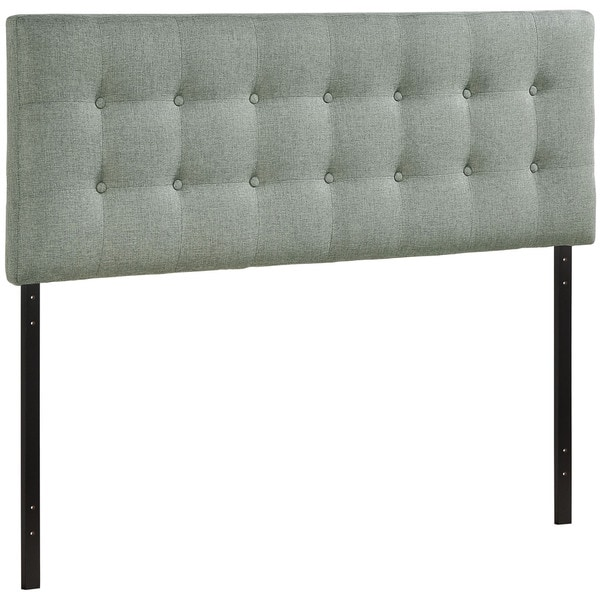 Emily King Fabric Headboard Free Shipping Today Overstock Com