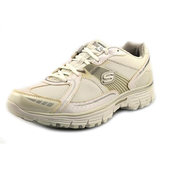 Skechers Tone-Ups Women's 'Ready Set-Dash' Man-Made Athletic Shoe