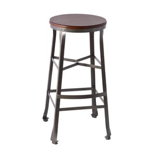 Woolrich Backless Stool