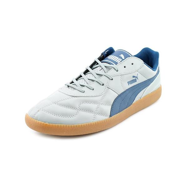 Puma Men's 'Esito Classic Sala ' Leather Athletic Shoe (Size 14 )