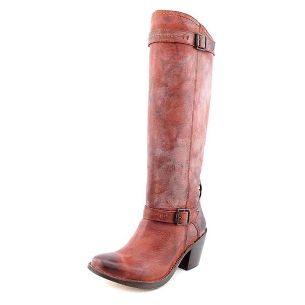 Frye Women's 'Carmen Inside Zip' Leather Boots