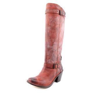 Frye Women's 'Carmen Inside Zip' Leather Boots