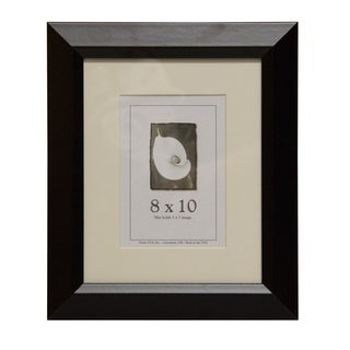 Black Narrow 8x10 Picture Frame