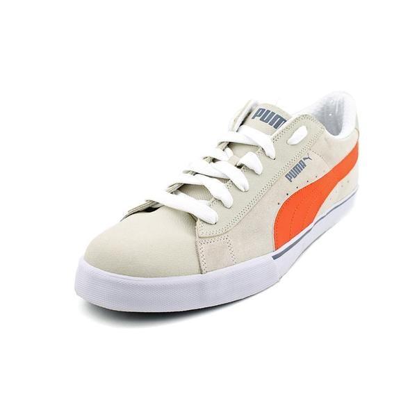 Puma Men's 'Low City' Leather Athletic Shoe (Size 14 )