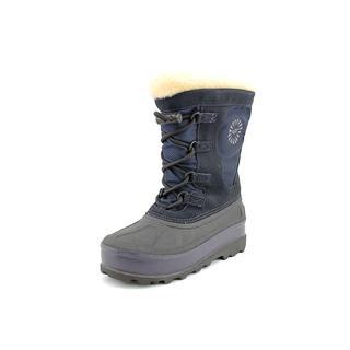 Ugg Australia Girl (Youth) 'Bobbey ' Regular Suede Boots (Size 4 )